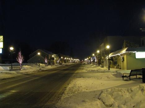 Downtown Iowa